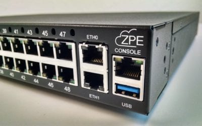 ZPE Systems Announces 100,000th Port Shipment of NodeGrid Serial Console