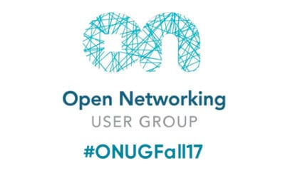Open Networking User Group – Fall 2017