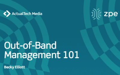 3 Reasons Why Your Business Needs Out-of-Band Management