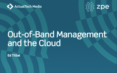 3 Ways the Cloud Improves Out-Of-Band Management at the Branch