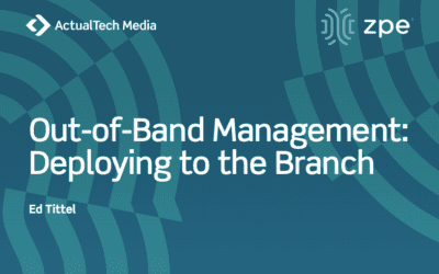 The Benefits of Cloud-based Deployment for Your Out-of-band Network