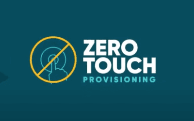A Brief Introduction to Zero-Touch Provisioning