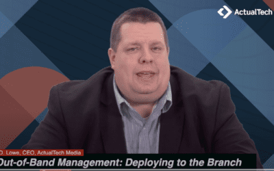 Why Out-of-Band Management for the Branch is Better With Nodegrid