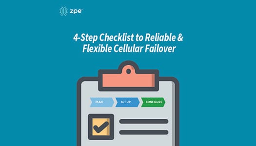 Cellular Failover Checklist