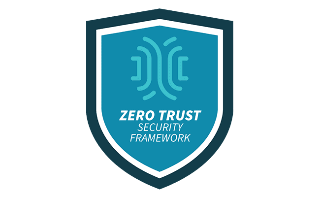 Zero Trust Security Framework 650 x 400