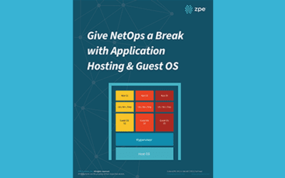 Help NetOps Teams Using Application Hosting & Guest OS