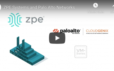 Virtual Customer Premises Equipment with Palo Alto Networks and Nodegrid