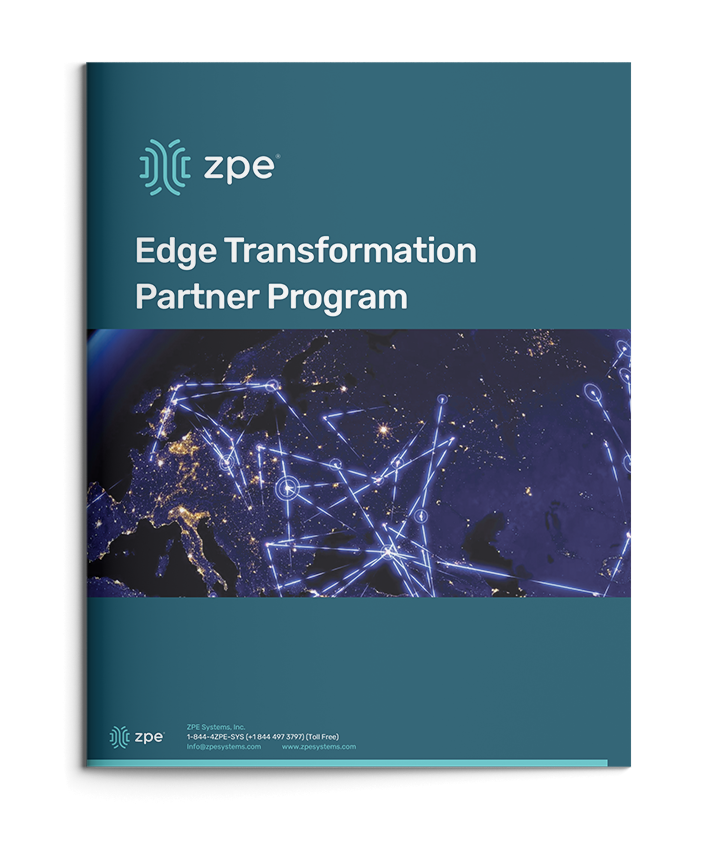 Edge Transformation Partner Program