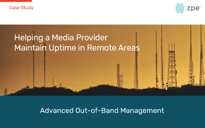 Advanced Out-of-Band Management for a Major Media Provider