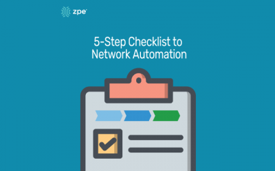 Your 5-Step Checklist to Network Automation
